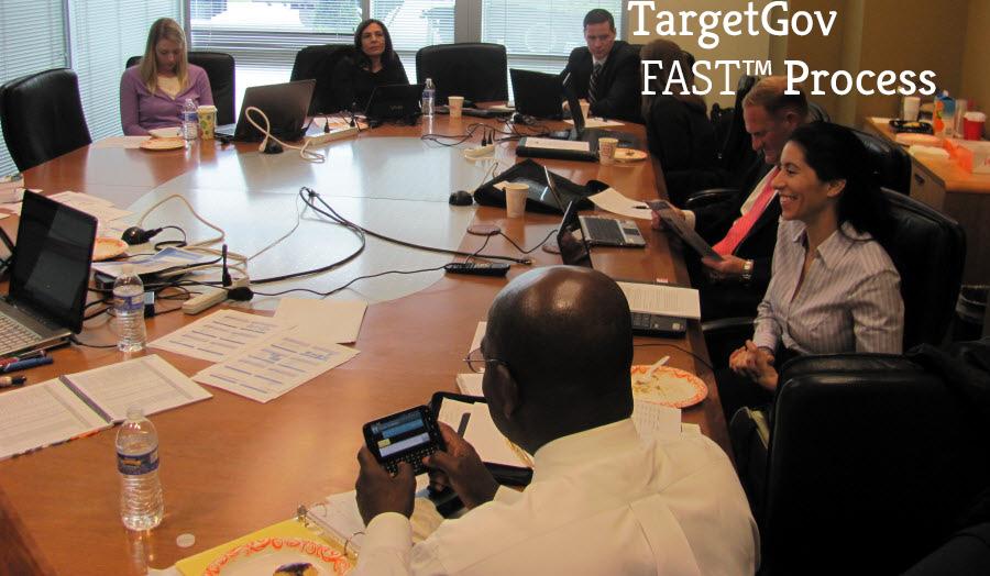 TargetGov FAST Process