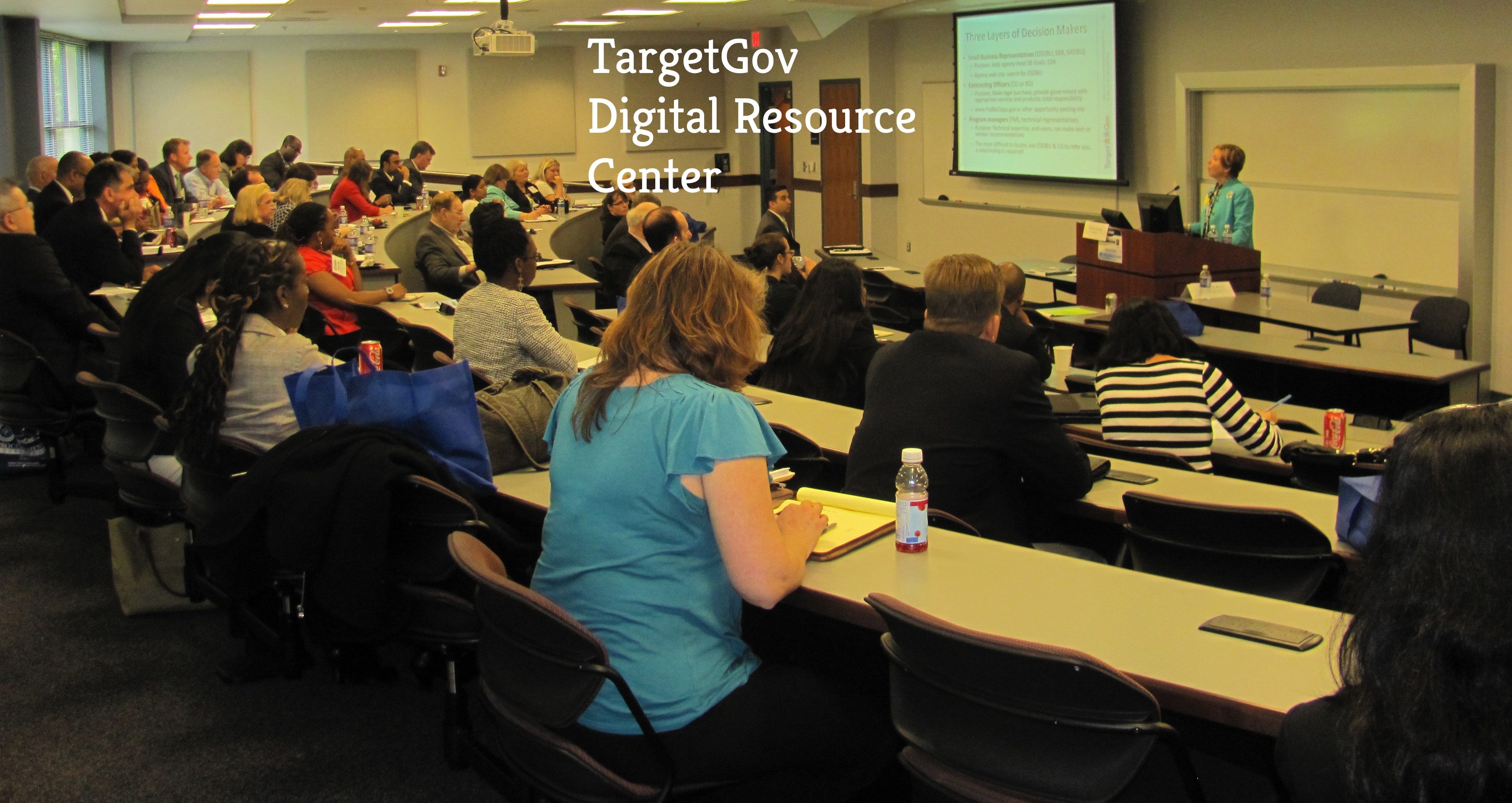 TargetGov Digital Resource Center