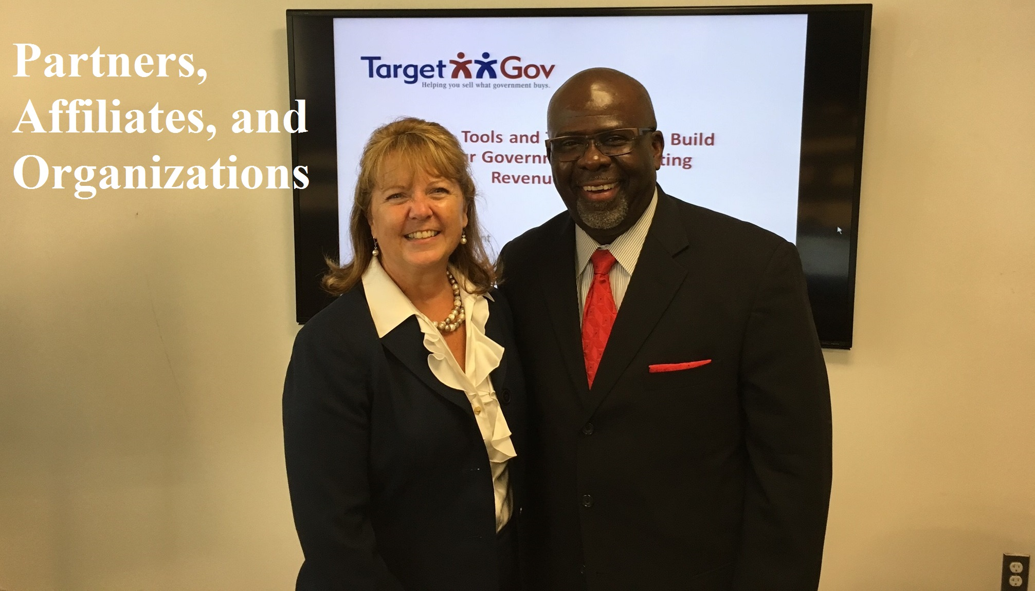 TargetGov Partners in Action