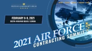 Air Force Contracting Summit 2021